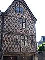 Vieux tours, maison à losange, place foire le roi.jpg
