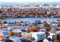 View from Hallgrímskirkja, Reykjavik (8235193581).jpg