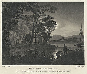 View near Monmouth