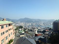 View of Nagasaki Port 20151023.JPG