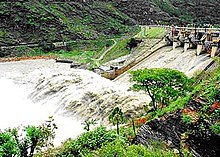 View of Spillway of Pando Dam.JPG