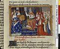 Vigiles de Charles VII, fol. 258, Allégorie - Charles VII et Église.jpg