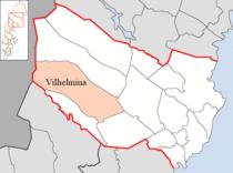 Vilhelmina kommun