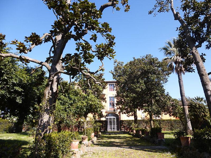 Villa Carpegna - villa P1000746.JPG