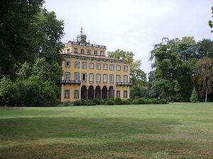 Villa Torrigiani - Back