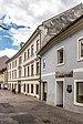 Villach Innenstadt Widmanngasse 38 Stadtmuseum ehem. Palais Cruiz 26062018 3687.jpg