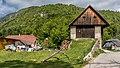 Villach Oberfederaun Federauner Strasse 28 Stadel SO-Ansicht 10052017 8365.jpg