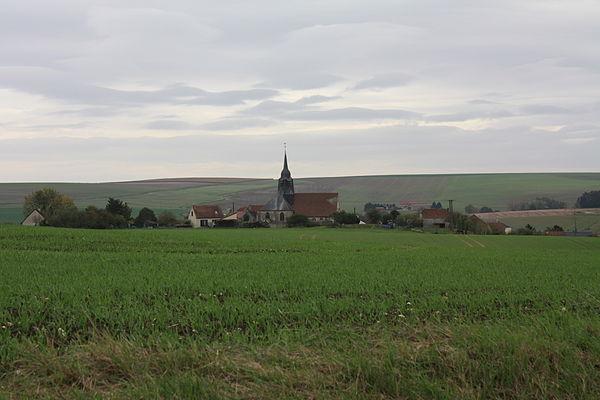 Photo de la ville Chéry-Chartreuve