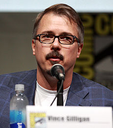 Vince Gilligan na San Diego Comic Con International 2013