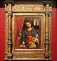 Vincenzo foppa, madonna col bambino e un angelo, 1460 circa (da uffizi) 01.JPG