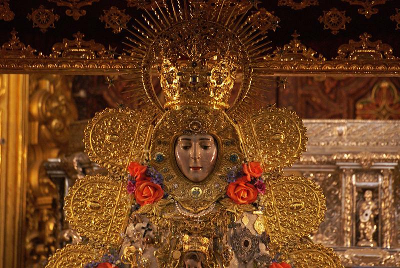 File:Virgen del Rocio.jpg