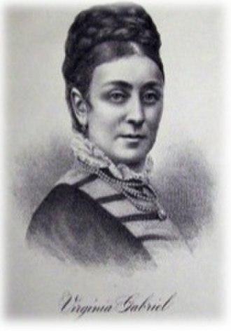 Virginia Gabriel - Virginia Gabriel