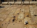 Visit of members of Society for Heritage of WWI in Israel a Mass grave at Beit Ha'arava 09.jpg