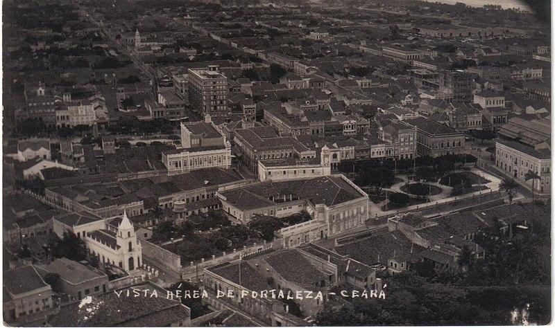 Ficheiro:Vista aerea de Fortaleza, 1936.jpg