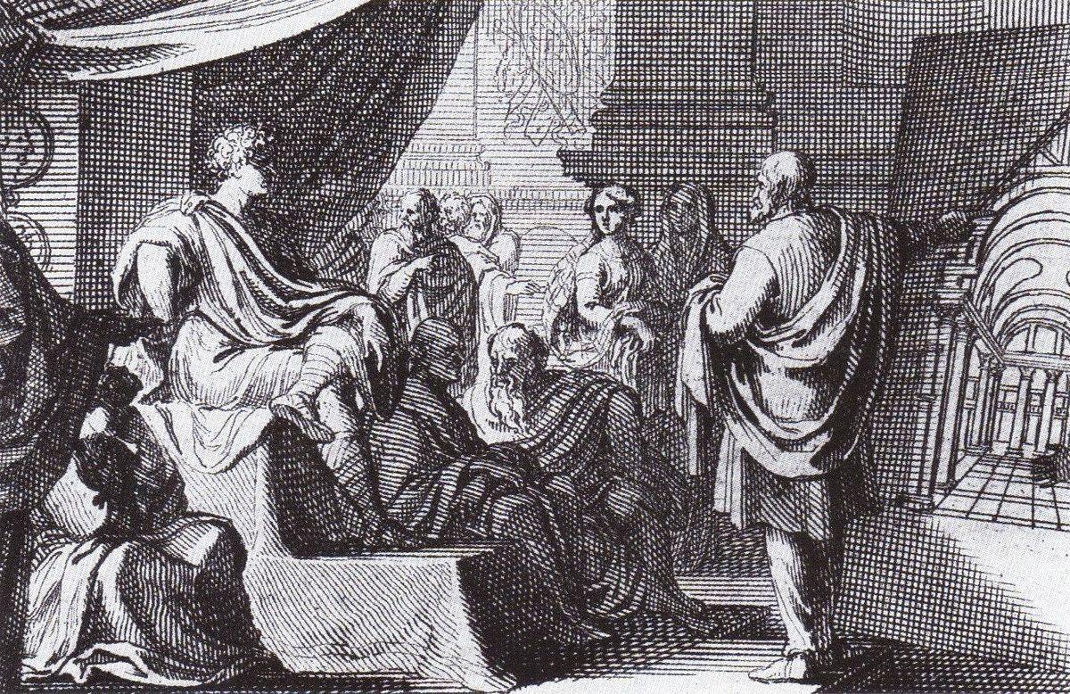Триада Витрувия в презентациях