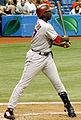 Vladimir Guerrero at bat, August 28, 2005..jpg