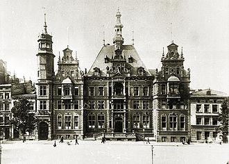 Volkstag - Volkstag building
