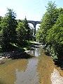 Vue du Pont de chemin de Fer , depuis le pont de l'ermitage sur la Briance - panoramio (1).jpg