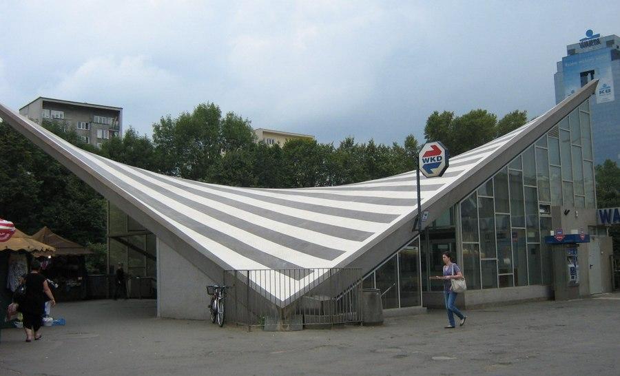Warszawa Ochota railway station