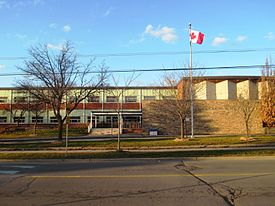 W.A. Porter Collegiate Institute.JPG