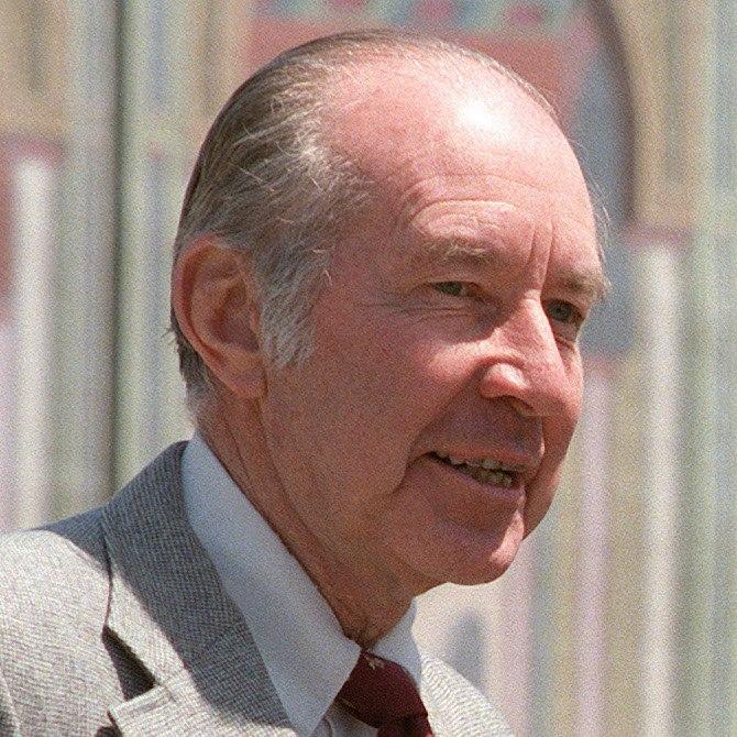 W. Graham Claytor 1984
