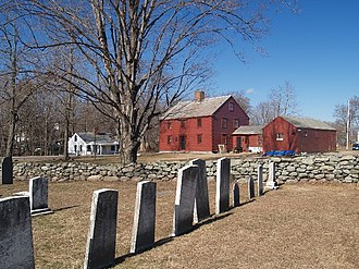 West Boylston, Massachusetts - Bigelow Tavern (Historical Society)