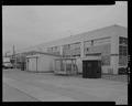 WEST SIDE, SOUTHWEST CORNER - Maintenance Building, Second Street, Keyport, Kitsap County, WA HABS WA-266-3.tif