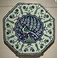WLA brooklynmuseum Octagonal Tile mid-16th century.jpg