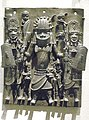 WLA metmuseum Plaque Warrior and Attendants.jpg