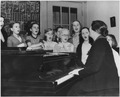 WPA, Children's choral group, location not identified - NARA - 195558.tif