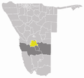 Wahlkreis Rehoboth Land in Hardap.png