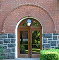 Waldschmidt (West) Hall east entrance - University of Portland.jpg
