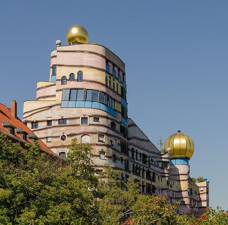 file:waldspirale - darmstadt - friedensreich hundertwasser - heinz