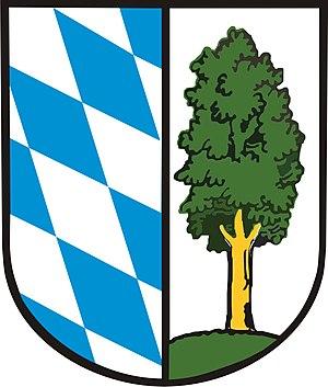 Kösching - Image: Wappen koesching