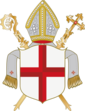 Coat of arms of Constance, Bishopric