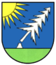 Coat of arms felling