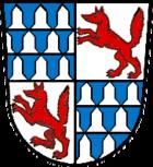 Das Wappen von Treuchtlingen