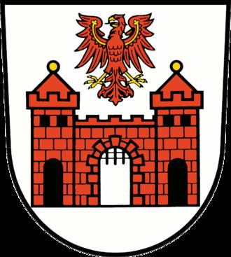 Treuenbrietzen - Image: Wappen Treuenbrietzen