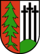 Coat of arms of Mellau