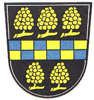 Langenlonsheim - Image: Wappen langenlonsheim