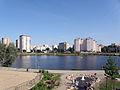 Warszawa - Park nad Balatonem - Gocław (11).JPG