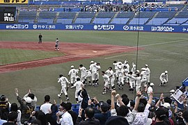 Waseda University Baseball Club 201108m.jpg
