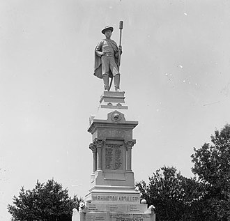 Alexander Doyle - Image: Washington Artillery Monument by Alexander Doyle
