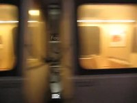 File:Washington D.C. Metro arrives at Foggy Bottom station.webm