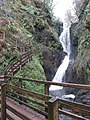 Waterfall in Glenariff - geograph.org.uk - 1087744.jpg