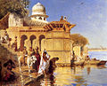 Weeks Edwin Along The Ghats Mathura.jpg