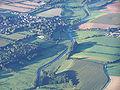 Wesenberg, Klein Wesenberg, Trave aerial photograph.jpg