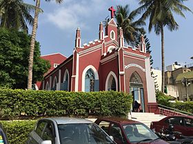 Goodwill's Girls' School, Bangalore - Wikipedia