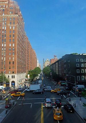 West 23rd Street, Manhattan, from the High Line.jpg