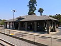 West side of Santa Rosa station, August 2018.JPG